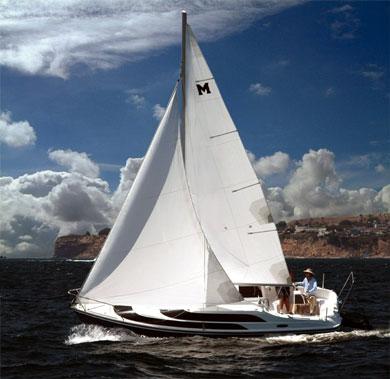 Голландские моторные яхты