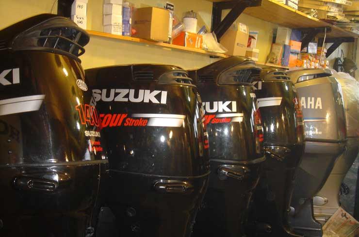 магазины подвесных моторов в ростове на дону